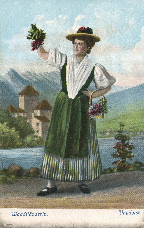 Vaudoise, Waadtländerin