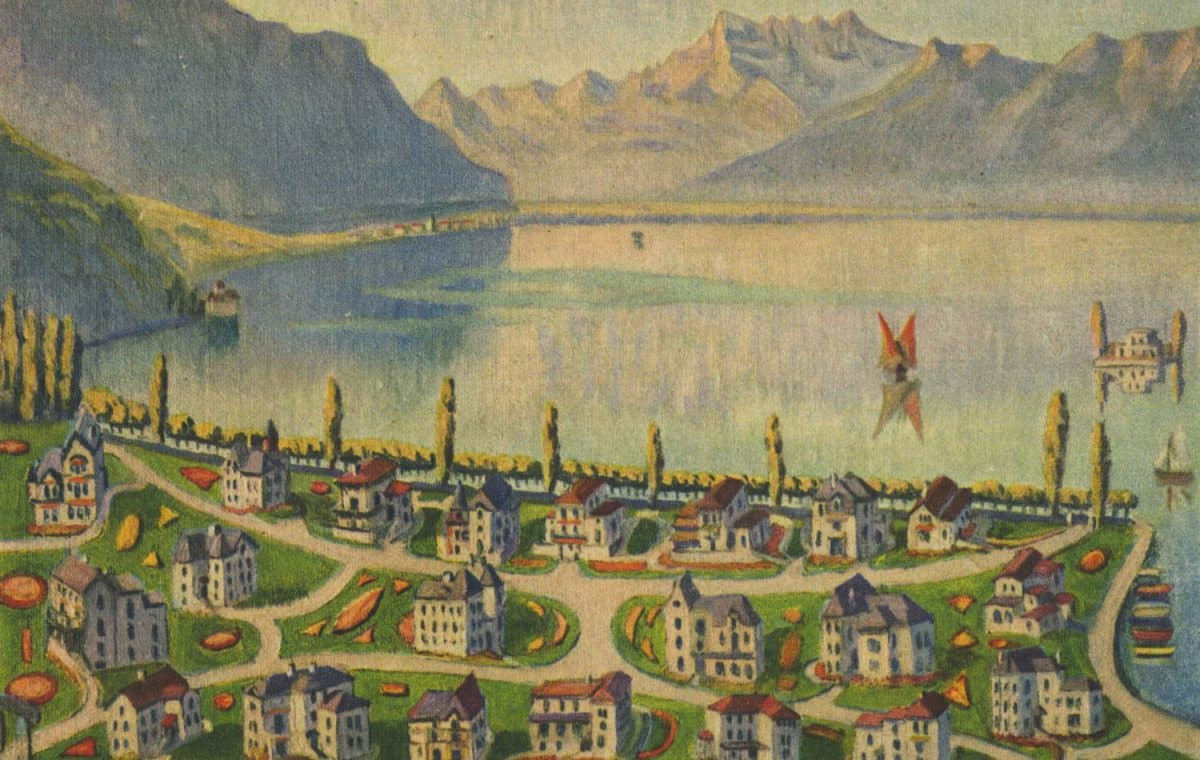 Villas Dubochet, Clarens-Montreux