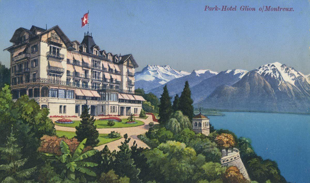 Park-Hotel Glion sur Montreux