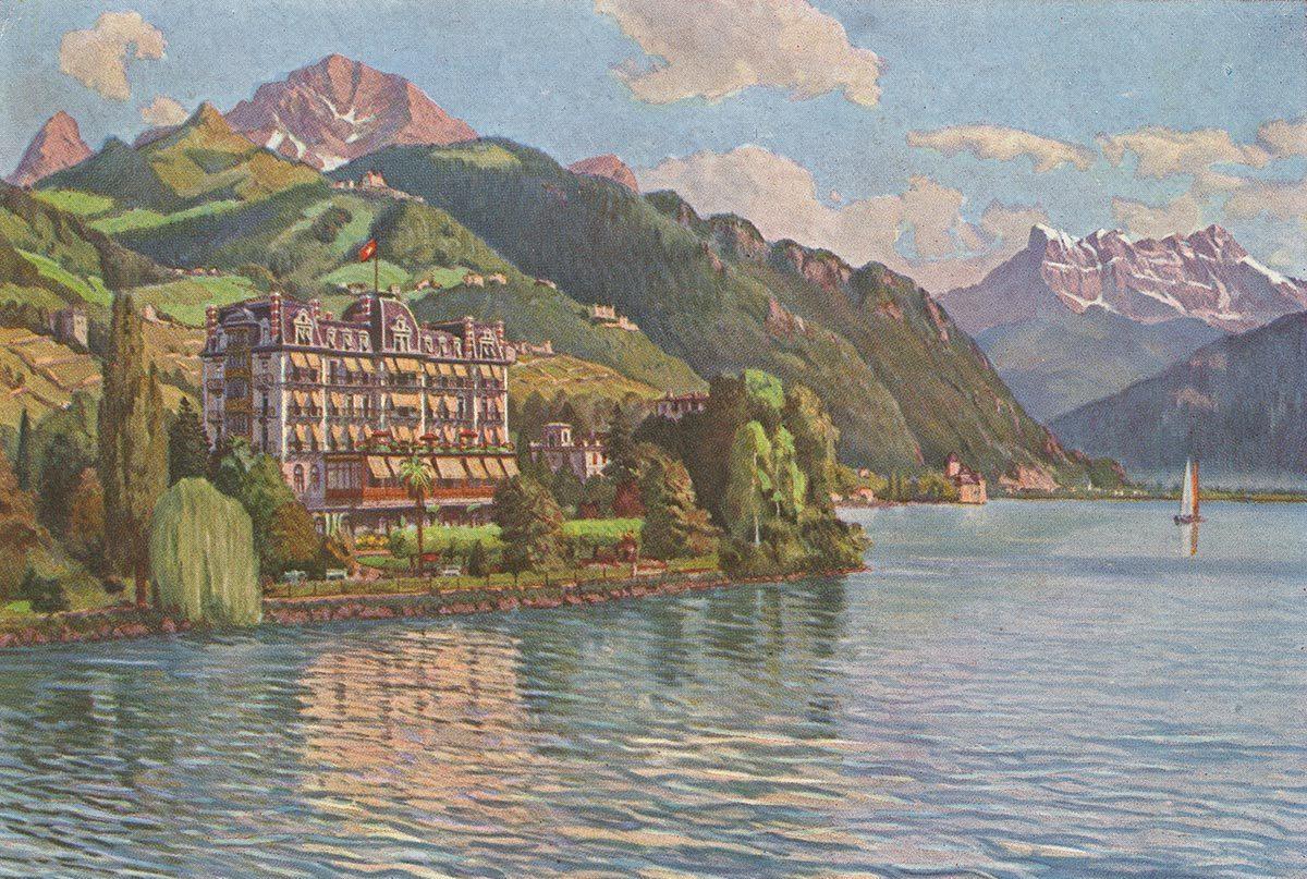 Grand-Hôtel Continental, Montreux