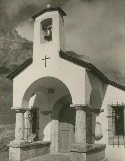 La Chapelle de Salanfe, 1950m., carte datée de juillet 1969