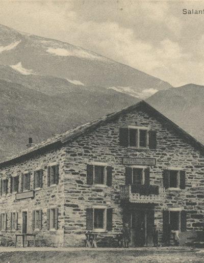 Salanfe, Luisin et Col d'Emaney