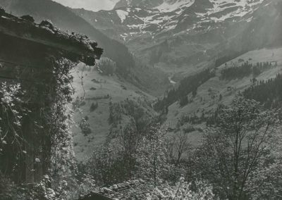 Champéry. © Fonds Boissonnas, Bibliothèque de Genève