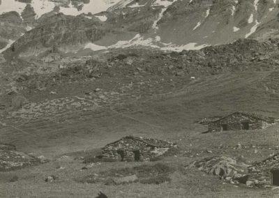 Dents du Midi - Hte Cime vue de Salanfe. © Fonds Boissonnas, Bibliothèque de Genève
