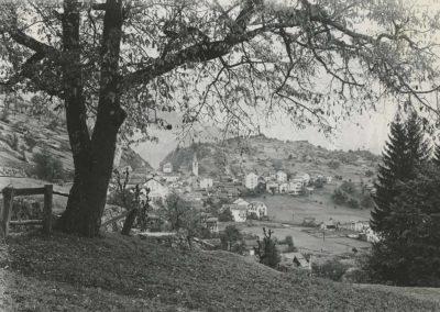Salvan, vers 1920. © Fonds Boissonnas, Bibliothèque de Genève